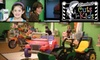 Sharkey's Cuts for Kids - Henderson - Henderson: $10 for $20 of Kids' Cuts at Sharkey's Cuts for Kids in Henderson