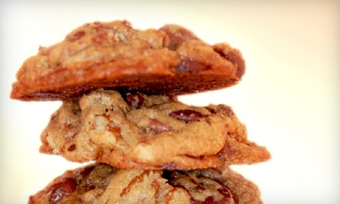 e.e. cookies: $27 for Two Dozen Cookies Plus Shipping from e.e. cookies (Up to $53.90 Value)