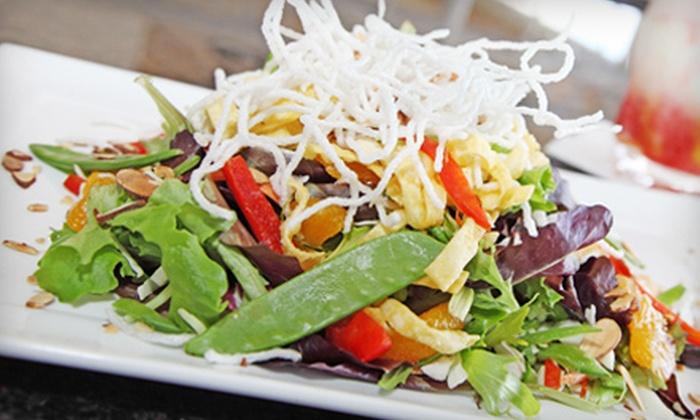 Watercolors Restaurant & Bar - Boca Raton: $15 for $30 Worth of Tropical Dinner Fare at Watercolors Restaurant & Bar in Boca Raton