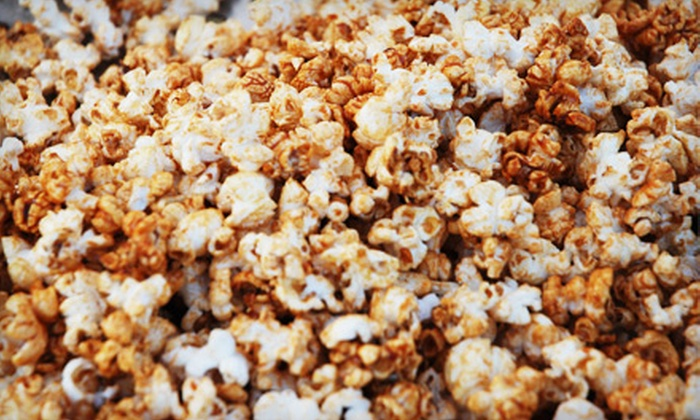 Keep it Poppin - Virginia Beach: Kettle Corn and Peanuts at Keep it Poppin. Two Options Available.