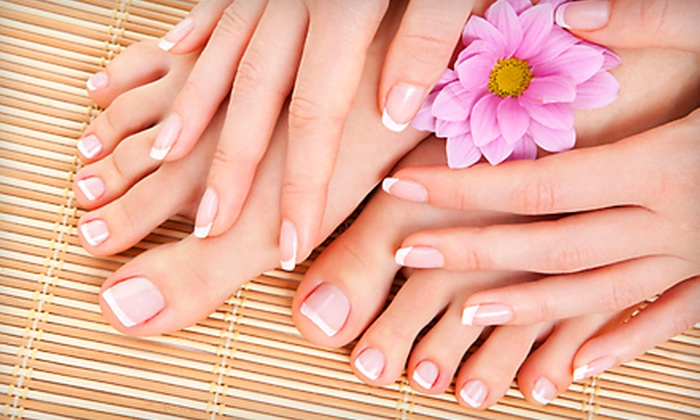 Paint Nail and Beauty Bar - Central Business District: Nail Services at Paint Nail and Beauty Bar (Up to 51% Off). Three Options Available.