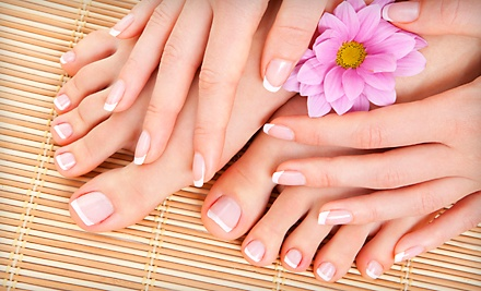Weekend Paintin' Manicure, Available for Natural Nails and Geleration (a $40 value) - Paint Nail and Beauty Bar in Mobile