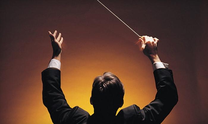 Elmhurst Symphony Orchestra - Belmont: One Ticket or Subscription to See Elmhurst Symphony Orchestra at Elmhurst Christian Reformed Church (Up to Half Off)