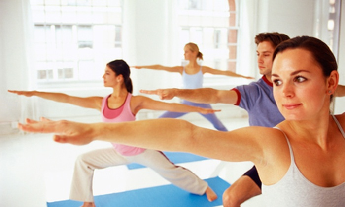 Purna Yoga East - Clayton: 12 or 24 Drop-in Yoga Classes at Purna Yoga East in Clayton