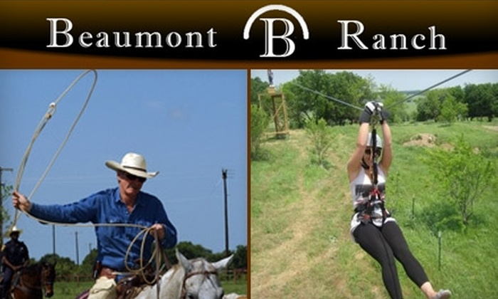 Beaumont Ranch - Grandview: $169 for a One-Night Stay for Two Plus Activities at Beaumont Ranch in Grandview