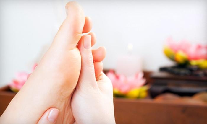 Sunny Foot Spa - Burlington: $28 for a 60-Minute Reflexology Treatment at Sunny Foot Spa in Burlington ($58 Value)