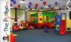 The Playroom - Sherman Oaks: $18 for a Five-Admission Play Card ($45 Value) Plus $50 Toward Private Party at The Playroom in Sherman Oaks
