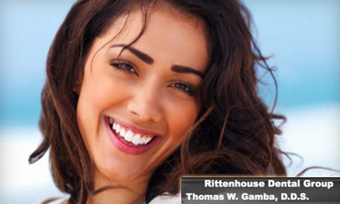 Thomas W. Gamba Dentistry - Rittenhouse Square: $59 for Dental Exam, Cleaning, and Four Cavity-Check X-Rays at Dr. Thomas W. Gamba Dentistry ($227 Value)