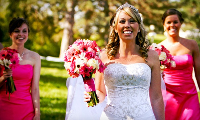 Blo Beauty Bar - Atlanta: Bridal Package with Full Updo and Makeup or Bridal Party Package with Four Updos at Blo Beauty Bar (Up to 62% Off)