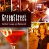 Half Off at GreenStreet Cafe