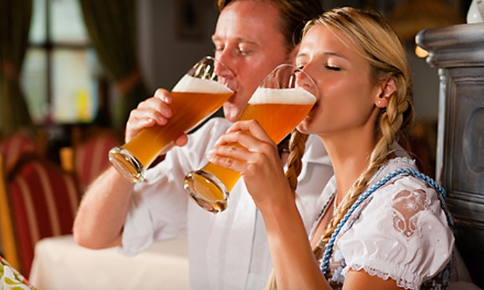 Das Oktoberfest - Multiple Locations: Two Admissions to Das Brat Trot or Das Bar Tour at Das Oktoberfest on September 24