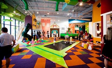 10120 Forest Hill Blvd. in Wellington - A Latte Fun Indoor Playground & Cafe in Palm Beach Gardens