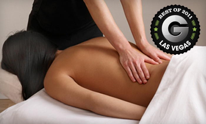 Elements Therapeutic Massage - Henderson: 55- or 80-Minute Massage at Elements Therapeutic Massage in Henderson (Up to 55% Off)