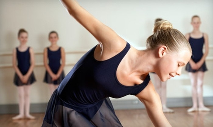 American Dance Institute - Greenwood: $30 for Five Dance Classes at American Dance Institute ($70 Value)