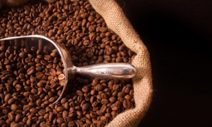 5 Bean Coffee - East Columbus: $10 for a $20 Gift Card to 5 Bean Coffee in Reynoldsburg