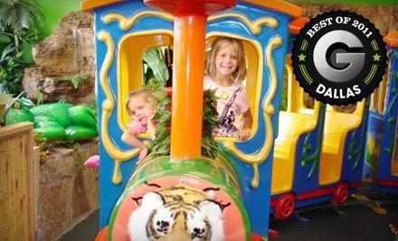 Indoor Safari Park  - Indoor Safari Park in Plano
