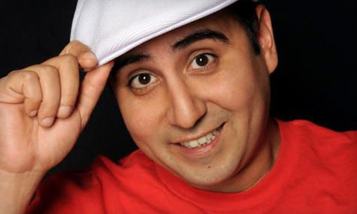 Jeff Garcia - Northeast Coconut Grove: Comedy Outing for Two to See Jeff Garcia Plus One Appetizer at Miami Improv (Up to 52% Off). Five Shows Available.