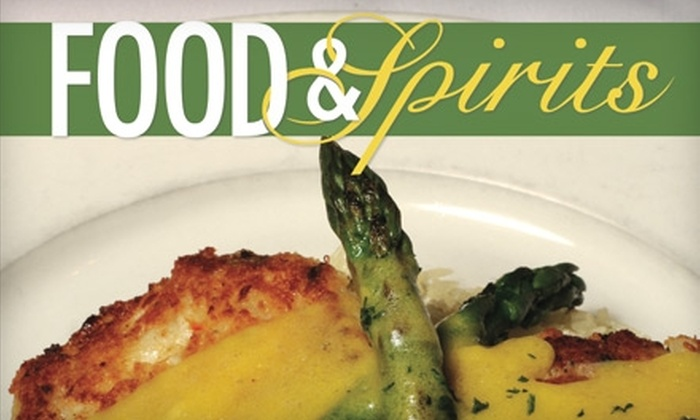 "Food & Spirits Magazine - Omaha: $10 for a One-Year Subscription to ""Food & Spirits"" magazine ($25 Value)"