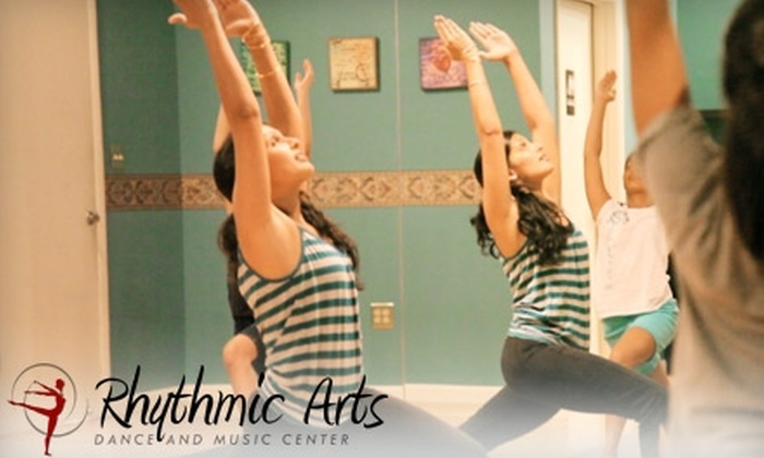 Rhythmic Arts Dance and Music Center - Central Jersey: $20 for Three Dance & Fitness Classes at Rhythmic Arts Dance and Music Center ($45 Value)