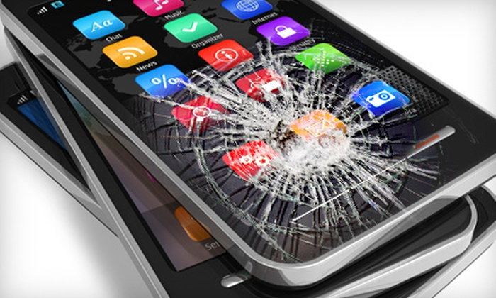 uBreakiFix - Multiple Locations: Smartphone-Screen Replacement or $25 for $50 Worth of Electronics Repairs at uBreakiFix. Four Options Available.