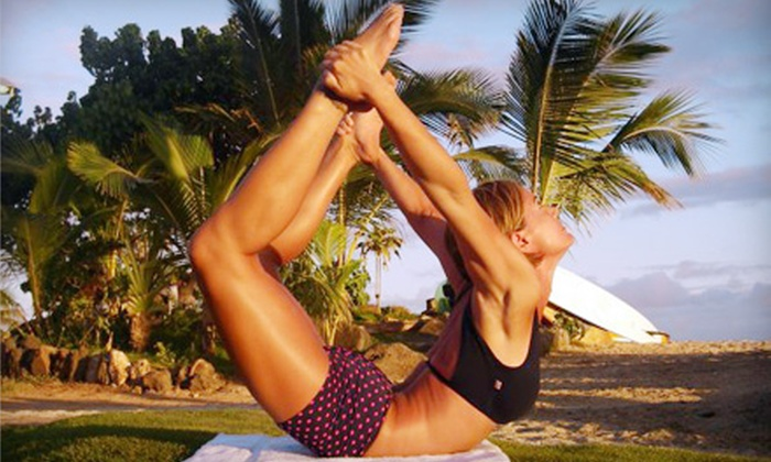 Fusion Hot Yoga - Canyon Park: $30 for One Month of Unlimited Hot Yoga at Fusion Hot Yoga in Bothell ($130 Value)