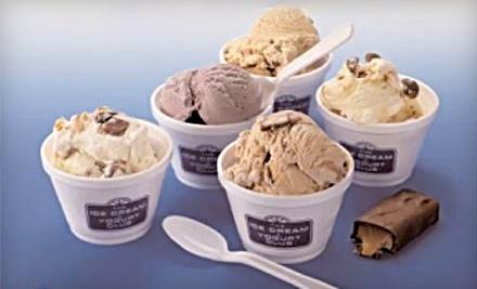 $10 Groupon to Naples Ice Cream Club - Naples Ice Cream Club in Naples