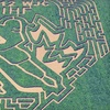 $10 for Entry for Two to Corn Maze in Spruce Grove