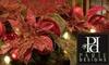 Parie Designs - Amarillo: $30 for $60 Worth of Floral Arrangements at Parie Designs