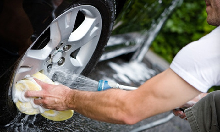Clean Cars of Washington - 16th Street Heights,Northwest Washington: Mini Detail for a Car or Pickup or a Wagon, Minivan, or SUV at Clean Cars of Washington (Up to 57% Off)
