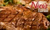 Nico's Steak and Chop House - CLOSED - Otay Ranch: $25 for $60 Worth of Fine Dining & Drinks at Nico's Steak & Chop House