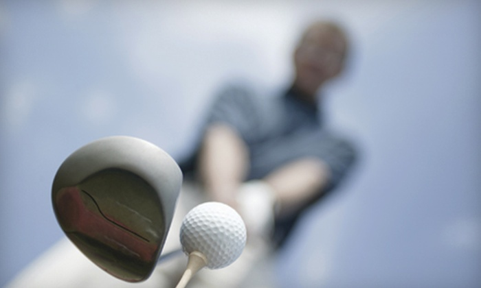 Dennis Meyer's Golf School - Golden Gate: $55 for a Golf Lesson from Dennis Meyer's Golf School ($110 Value)