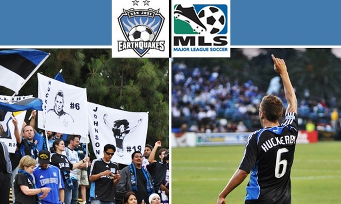 San Jose Earthquakes - Santa Clara: Corona Cove Tickets to Multiple San Jose Earthquakes Games: Buy Here for Sat., 8/22, 7:30 p.m. vs. Kansas City - Beer Included
