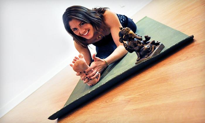 Yoga Montclair - Montclair: 5 or 10 Classes at Yoga Montclair (Up to 62% Off)