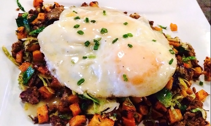 The Drop Bistro - Union Hill: $18for $28Worth of Brunch for Two or More at The Drop Bistro