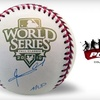 $120 Off Autographed Baseball