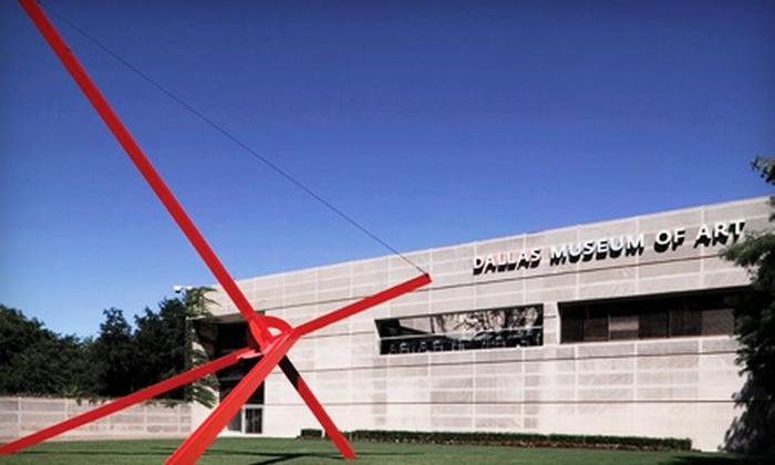 Dallas Museum of Art - Downtown Dallas: $45 for a One-Year Dual Membership to the Dallas Museum of Art ($90 Value)