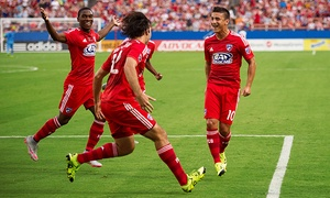 FC Dallas: FC Dallas Match and On-Field Photo on March 6 or March 19