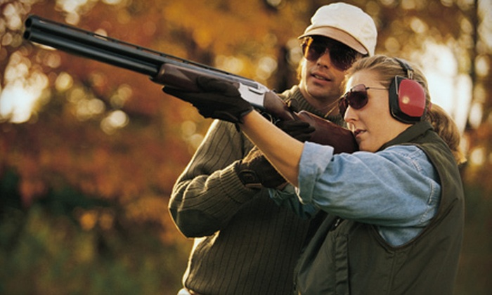 Cedar Creek Sporting Clays - Lawrence: $74 Worth of Sporting Clays and Equipment