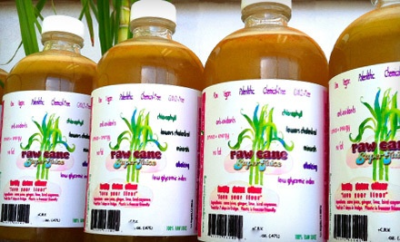 Raw Cane Superjuice  - Raw Cane Superjuice in Los Angeles