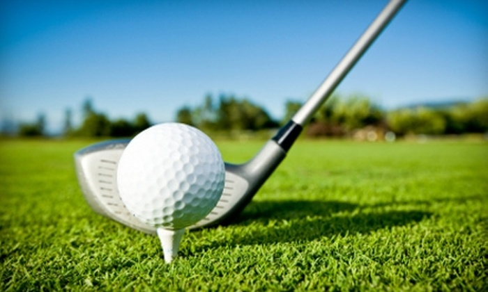 Eagle Trace Golf and Event Center - Clearwater: $26 for 18 Holes of Golf with Cart at Eagle Trace Golf and Event Center in Clearwater (Up to $52.08 Value)