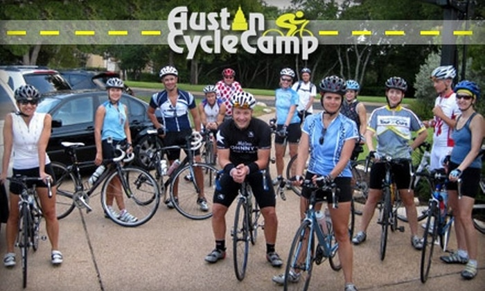 Austin Cycle Camp - Austin: $75 Comprehensive Fitness-Assessment Clinic From Austin Cycle Camp ($165 Value)