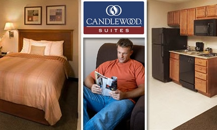 Candlewood Suites - Daniels: $54 for a One-Night Stay at Candlewood Suites (Up to $100 Value)