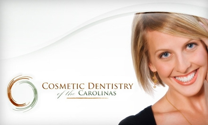 Cosmetic Dentistry of the Carolinas - Huntersville: $159 for a Teeth-Whitening Treatment at Cosmetic Dentistry of the Carolinas in Huntersville