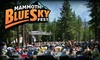 Mammoth Blue Sky Fest - Mammoth Lakes: $35 for a Two-Day Pass to Mammoth Blue Sky Fest ($55 Value)
