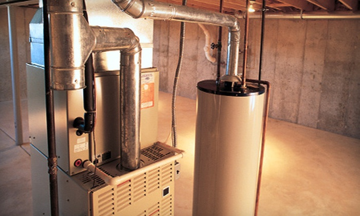 AirZone HVAC Services - Multiple Locations: $89 for Furnace Cleaning and Maintenance Package from AirZone HVAC Services ($178 Value)