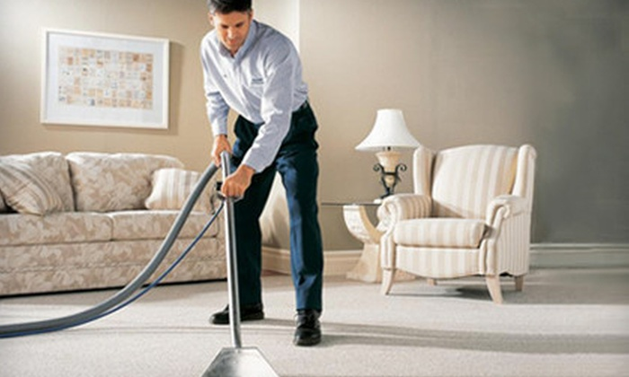 Sears Carpet Cleaning - Cleveland: $49 for Carpet Cleaning in Three Rooms from Sears Carpet Cleaning ($99.99 Value)