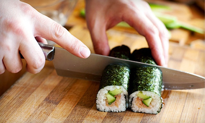 Events by Kristin Leigh - Baltimore: Sushi-Rolling Class for Two or Six or a Dessert-Making Class for Six at Events by Kristin Leigh in Columbia (Up to 71% Off)