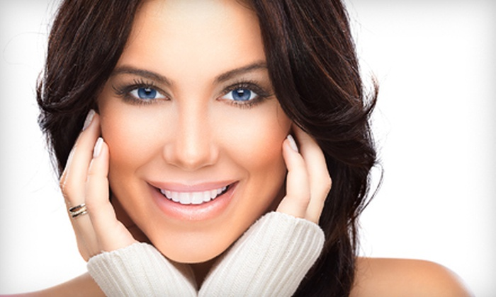 MYA Pure O2 - East London: $49 for a 30-Minute Teeth-Whitening Session at MYA Pure O2 ($200 Value)