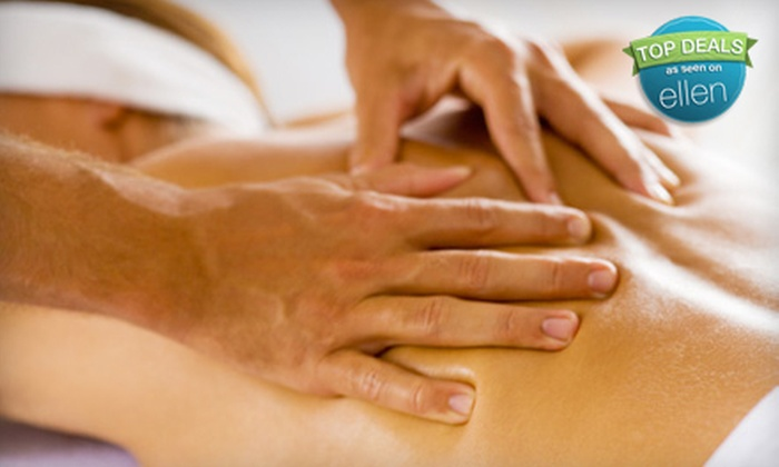 Repose Massage Therapy - Franklin: $60 for a Sea Salt Glow Package with a Salt Scrub and Massage at Repose Massage Therapy in Franklin ($120 Value)