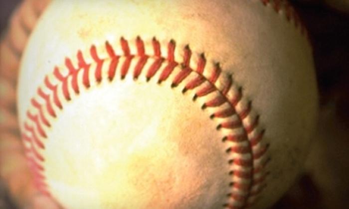 Backyard Sports - Harrison: $150 for a Baseball Program ($275 Value) or Basketball Program ($300 Value) at Backyard Sports